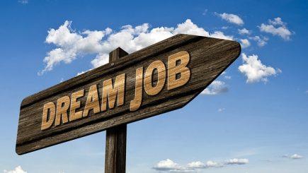 Cauți job-ul de vis? Atunci, visează!