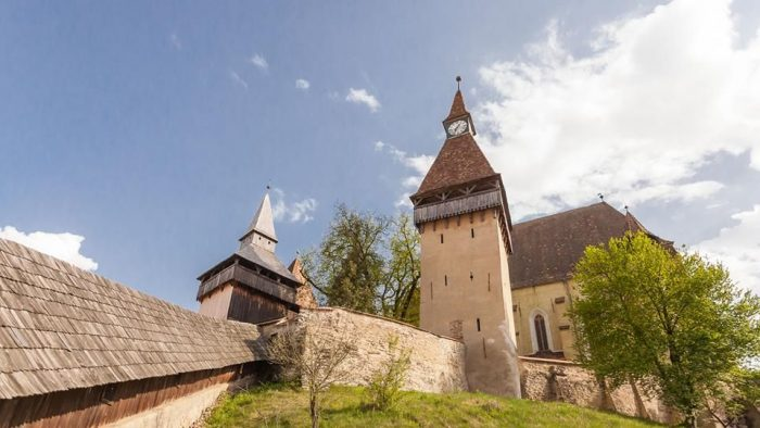 Turul Fortificațiilor din Transilvania, online