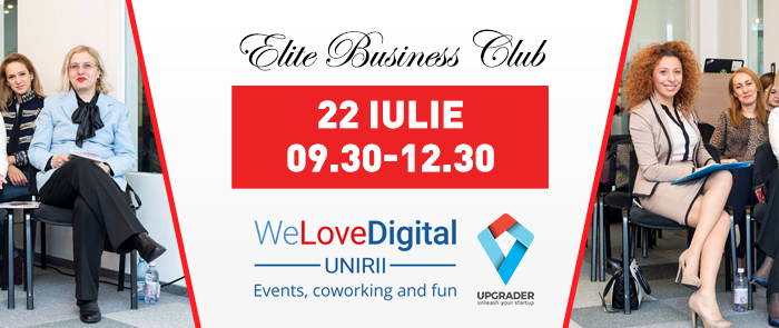 Elite Business Women - la a 9-a sesiune de networking și antreprenoriat