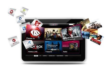 Video on Demand pe toate smartphone-urile şi tabletele E-Boda