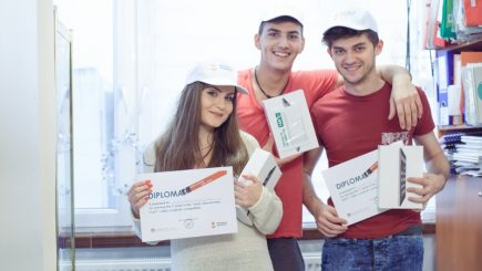 Cei mai creativi elevi din România, premiați de IntegralEdu și Universitatea Sunderland din Marea Britanie