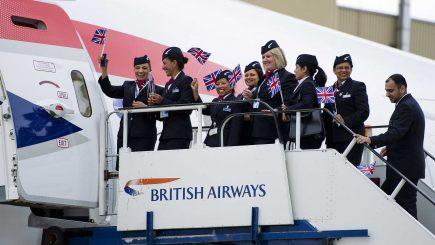 British Airways anulează deja 48 de zboruri programate săptămâna viitoare