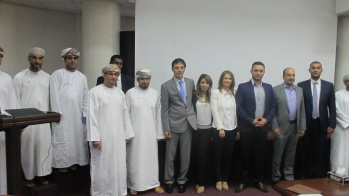 Teamnet va tehnologiza viața în Orientul Mijlociu