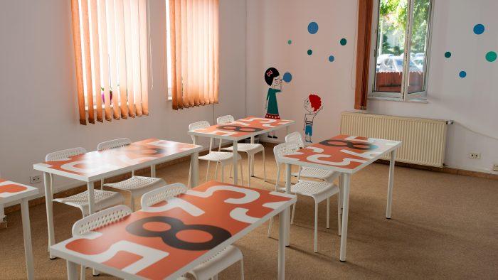 Echo Kids și-a deschis sediu și în Cotroceni