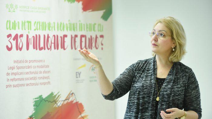 318 milioane de euro ar fi ajuns la ONG-uri în 2014 prin Legea Sponsorizării