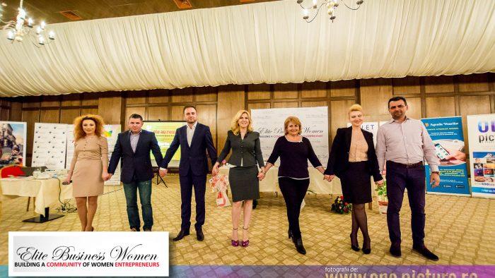 O nouă ediție a campaniei care susține antreprenoriatul feminin a avut loc la Vâlcea