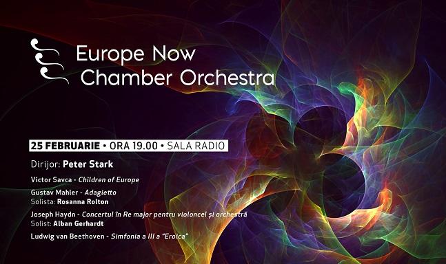 Prima ediție a Europe Now Festival are loc la București