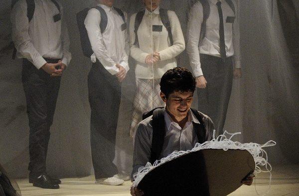 Teatrul Anton Pann în turneu la Bucureşti