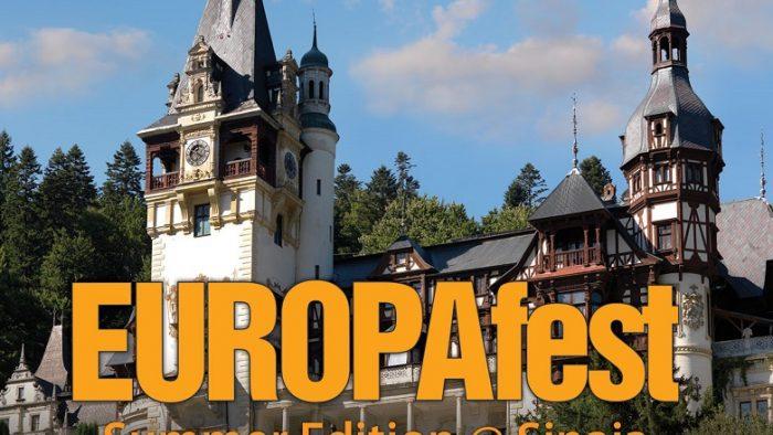 Artiști prestigioși concertează în weekend la Castelul Peleș