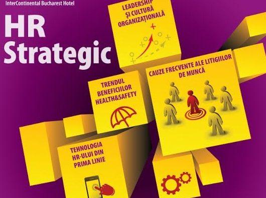 HR Strategic 2015 - importanța planului strategic de Resurse Umane