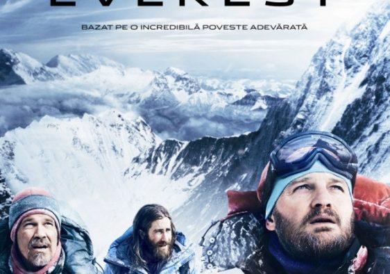 """Câștigătorul invitației duble la filmul """"Everest 3D"""""""
