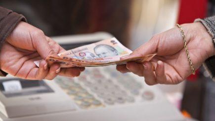 Proiect de lege: conturile de salarii nu vor mai fi blocate de bănci