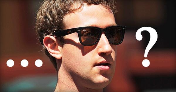 Facebook, sub tirul întrebărilor