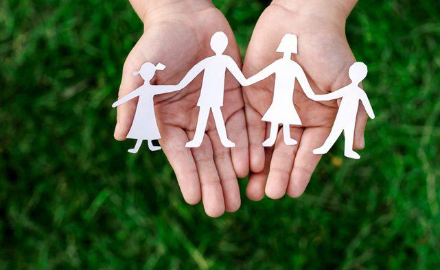 Cum resimte familia schimbările majore în viața profesională