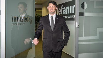 Din Brazilia în România, ca vicepreședinte al companiei