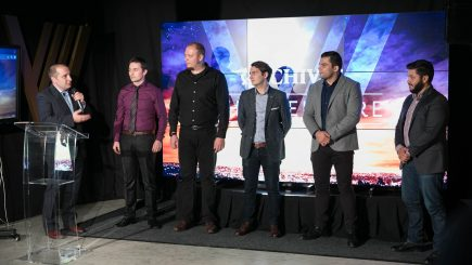 SOWAT intră în cursa pentru milionul de dolari în competiția The Venture