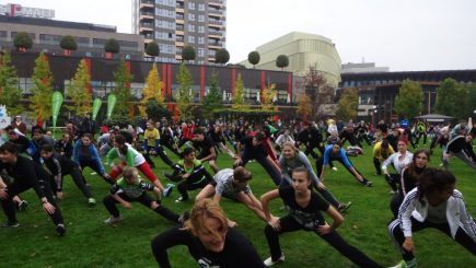 Weekend sanatos: Alearga in Parcul Tineretului cu Miss Fitness Universe!