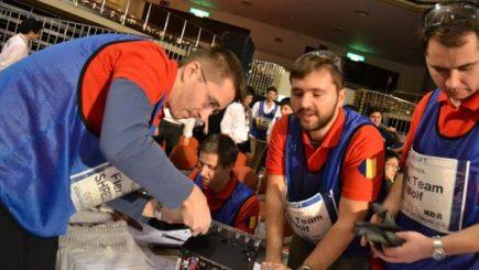 Roboți fabricați de români merg la competiția de la Tokyo