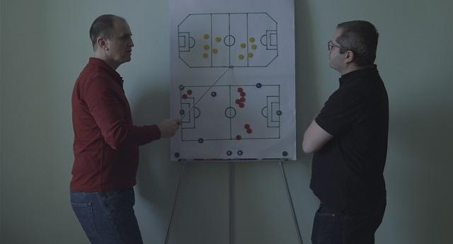 """Comedia lui Corneliu Porumboiu """"Fotbal infinit"""" prezentată în premieră la festivalul de la Berlin"""