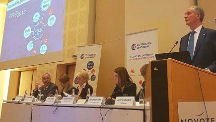 Camera franceză de comerț și industrie din România (CCIFER) are un nou Consiliu Director