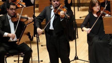 """""""Anotimpurile"""" lui Vivaldi, cu Gabriel Croitoru, la Sala Radio!"""