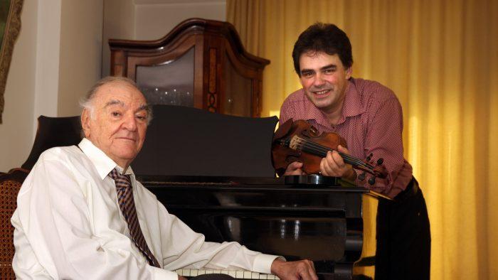 Valentin Gheorghiu și Gabriel Croitoru își dau întâlnire cu Beethoven la Sala Radio