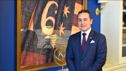 """""""Visul meu de mic"""". Un român a devenit manager al hotelului Trump din Chicago"""
