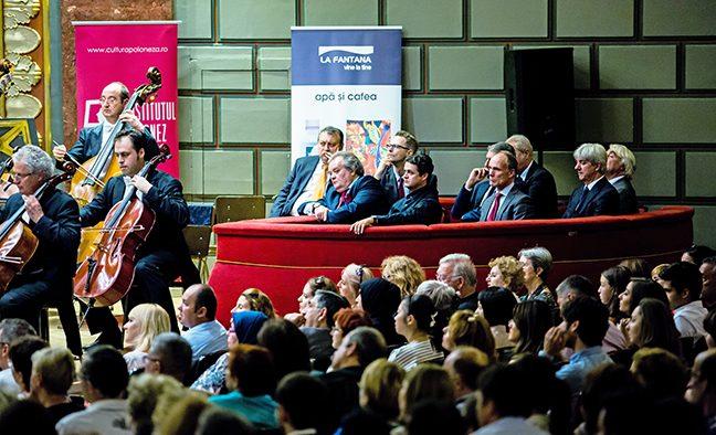 """Epilogul unui septembrie enescian la București – Doi români în concursul internațional de dirijat """"Jeunesses Musicales"""""""