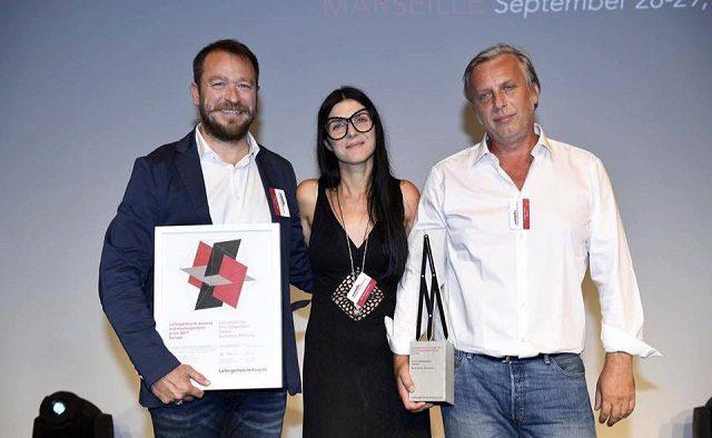 Arhitectul Codrin Trițescu câștigă un premiu internațional cu proiectul Grivița 53