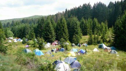 Gărâna Jazz Festival: muzică live în vârf de munte