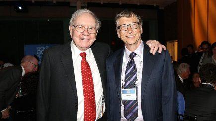Ce ar face Bill Gates și Warren Buffett dacă…