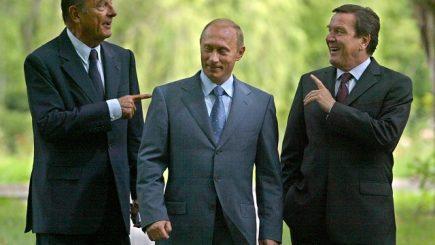 Gerhard Schroeder ar putea fi numit la conducerea celui mai mare grup petrolier de stat din Rusia