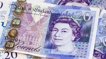 Angajații Băncii Angliei intră în grevă la finele lunii
