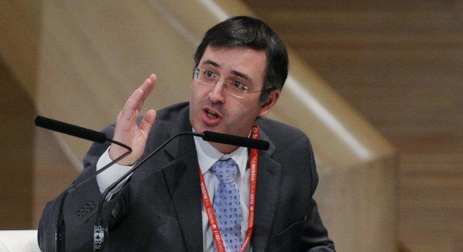 Noul economist şef al BERD, un critic al lui Putin
