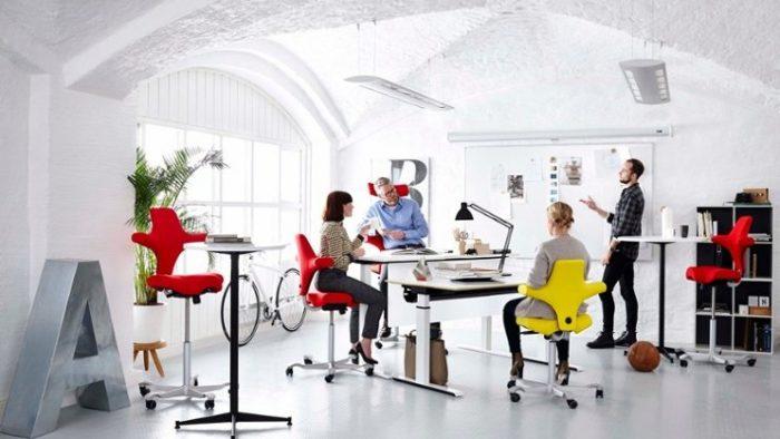 Beneficiile designului inovator la birou