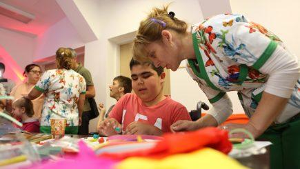 Hospice a deschis o nouă secţie de pediatrie cu servicii de îngrijire paliativă