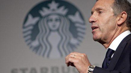 Şi dacă CEO-ul de la Starbucks ar fi preşedintele SUA?
