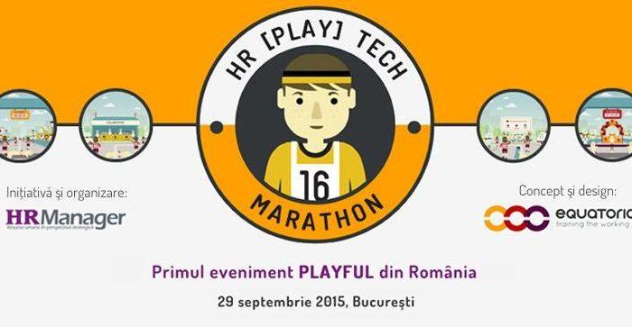 Primul eveniment PLAYFUL din România