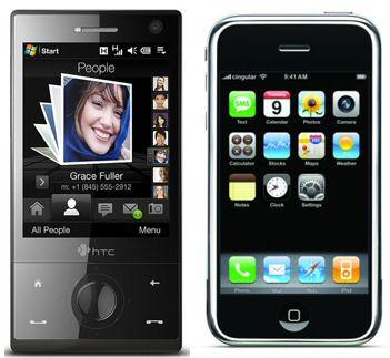 HTC se judecă cu Apple