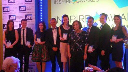 România a avut cei mai mulţi câştigători la IAA Inspire Awards