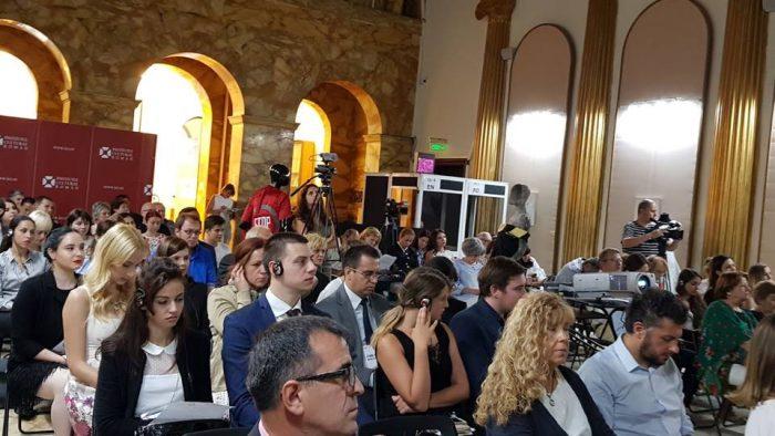 Eveniment important la Institutul Cultural Român: Deschiderea oficială a Academiei UNESCO a Tinerelor Femei 2017