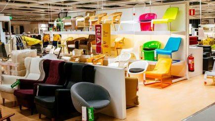 IKEA Group, venituri de 31,5 miliarde de euro în 2016