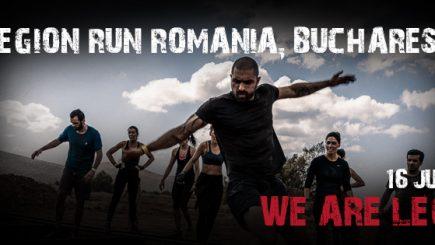 Participă la Legion Run România şi ajută copiii cu autism