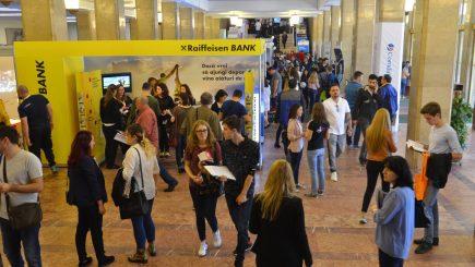 Târgul de carieră Angajatori de TOP își deschide porțile vineri și sâmbătă în București