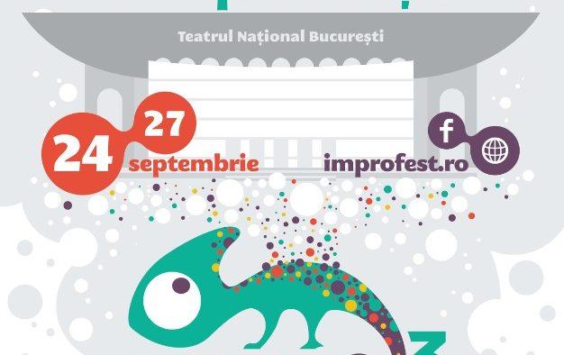 Festivalul de Improvizație din România se joacă la TNB