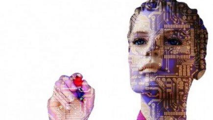 Un expert în inteligență artificială s-a căsătorit cu o femeie-robot. Cum arată cuplul și ce jurământ de credință a făcut bărbatul