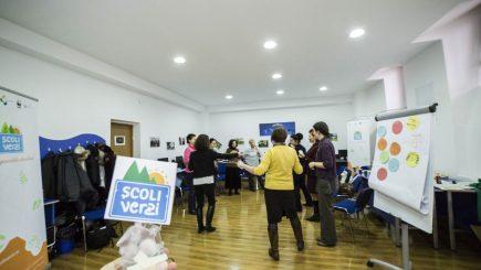 Trei ONG-uri de mediu au adus ECO Educația în școli