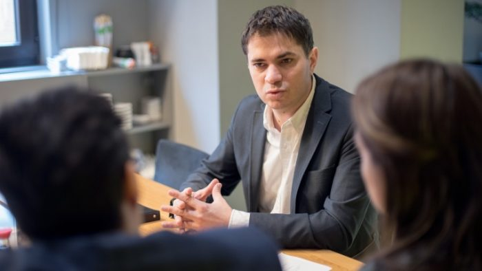 La prânz cu Ioan Iacob: despre lecțiile învățate în Silicon Valley, mândria de a fi român și tehnologii care schimbă lumea