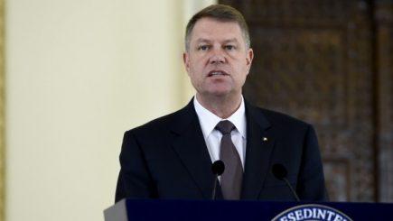 Klaus Iohannis a participat la deschiderea Forumului oamenilor de afaceri români și bulgari