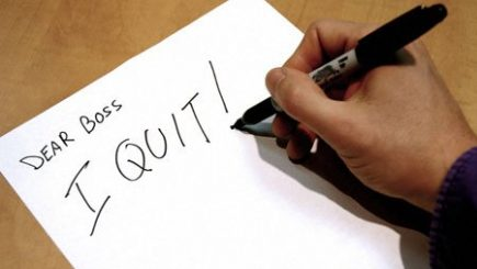 Demisia la zi: Ce prevede Codul Muncii despre preaviz (şi lipsa lui)